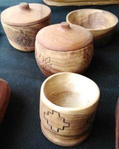 Artesanía en madera 2